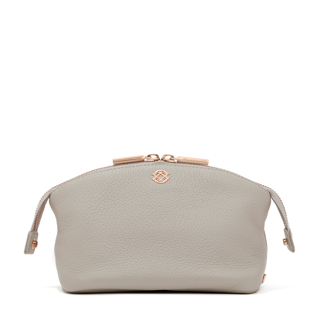 The Lola Pouch - Bone - Small