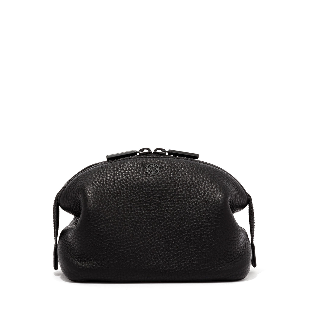 4ceddaa4a4 Lola Pouch - Leather Makeup Bag by Dagne Dover - Dagne Dover