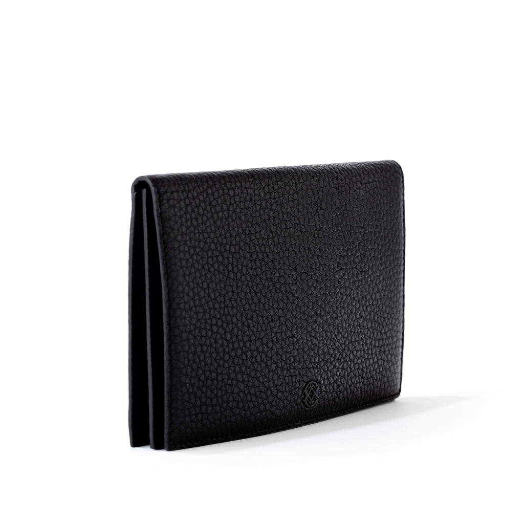 Accordion Travel Wallet - Onyx