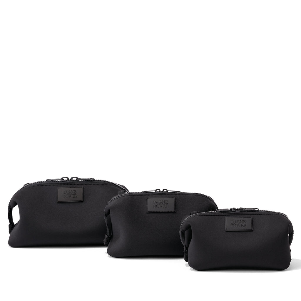 2e16f7a6ff4 Hunter Toiletry Bag for Men   Women - Lightweight Travel Toiletry ...