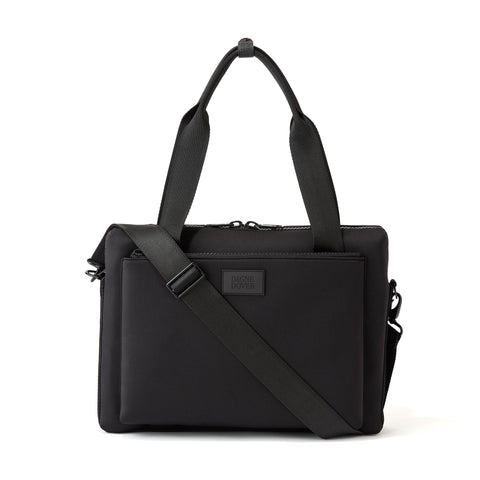 Ryan Laptop Bag in Onyx, Large