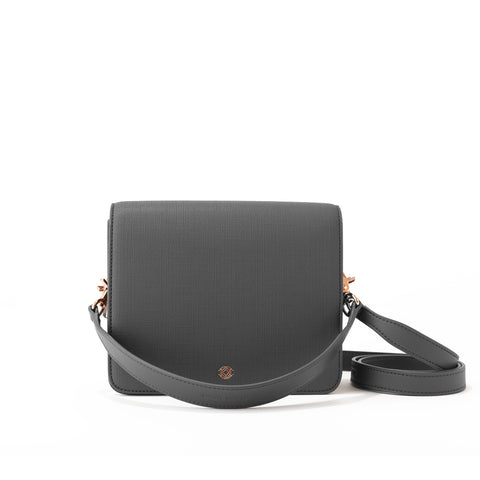 Epic Crossbody in Graphite