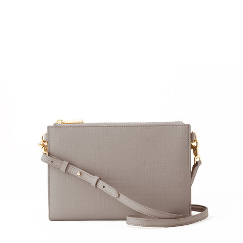Essentials Clutch Wallet in Bleecker Blush