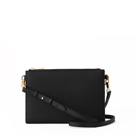 Essentials Clutch Wallet in Onyx