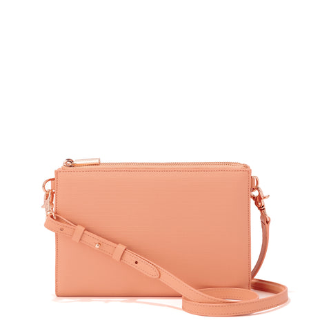 Essentials Clutch Wallet in Pomelo