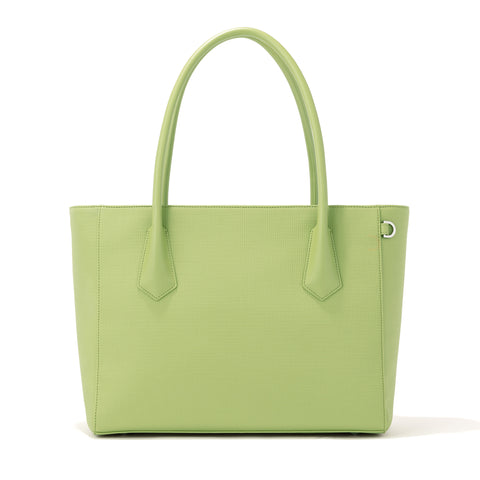 Signature Tote in Lime, Legend