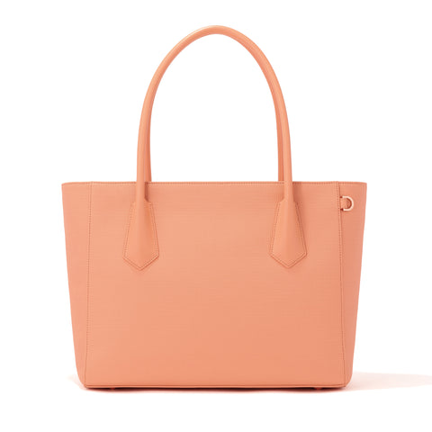 Signature Tote in Pomelo, Legend