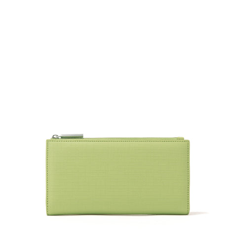 Slim Wallet in Lime