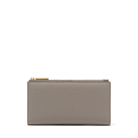 Slim Wallet in Bleecker Blush