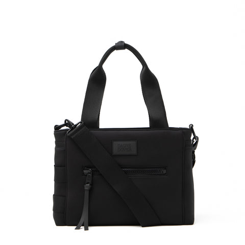 Wade Diaper Tote in Onyx, Small