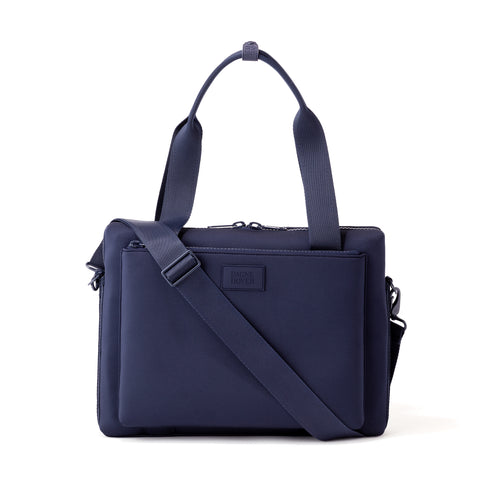 Ryan Laptop Bag in Storm, Large