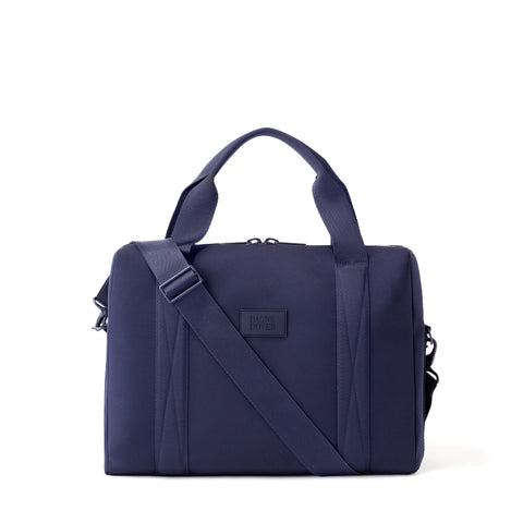 Weston Laptop Bag in Storm, Large