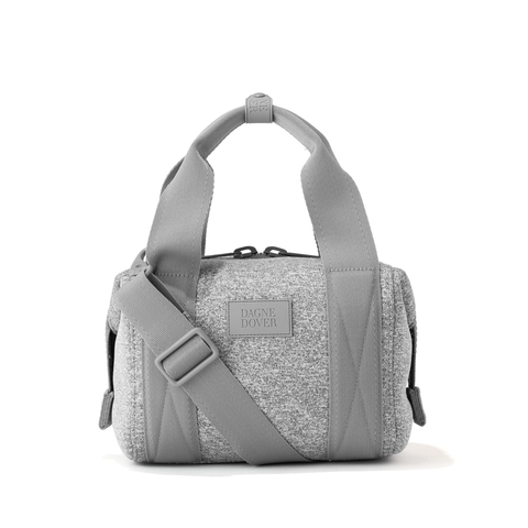 Landon Carryall in Heather Grey, Extra Small