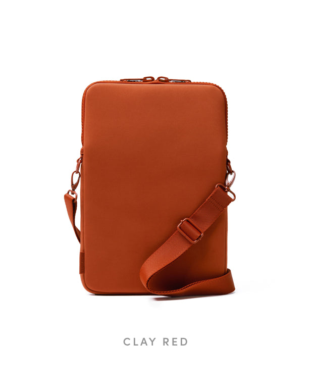 Laptop Sleeve Clay Red
