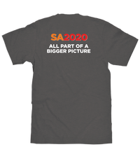 "Load image into Gallery viewer, ""All Part of a Bigger Picture"" T-Shirt"