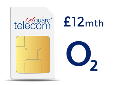 Multi-User O2 SIM (Direct Debit) - Commtel Shop