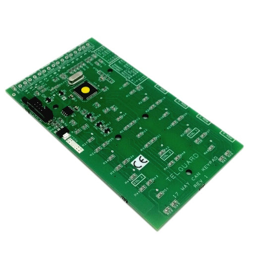 17 Way Active Keypad PCB (KT1193) - Commtel Shop
