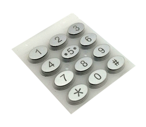 12 Way Keypad Mat - Commtel Shop