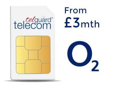 Residential O2 SIM (Direct Debit) - Commtel Shop