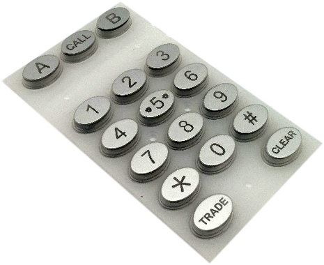 Junior Keypad Mat - Commtel Shop