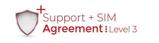 Support Level 3 + SIM Agreement - (48 Programming changes per year + £12 SIM) - Commtel Shop
