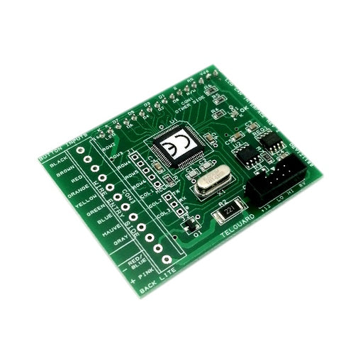 LCD CAN Interface PCB (KT1212) - Commtel Shop