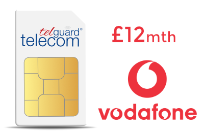 Multi-User Vodafone SIM (Direct Debit) - Commtel Shop