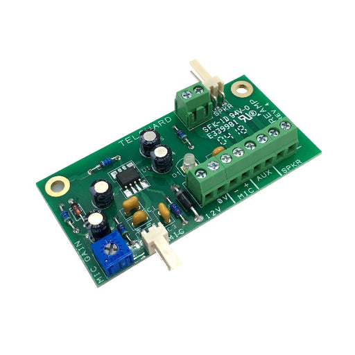 Mic/Preamp PCB - Commtel Shop