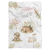 Forest Friends Personalized Minky Blanket - BitsyBon