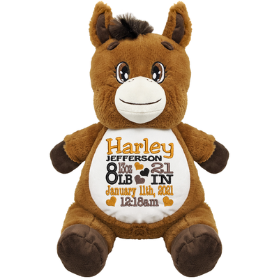 "Horse - ""Harvey"" - BitsyBon"