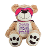 Courage Bear - Pink & Purple
