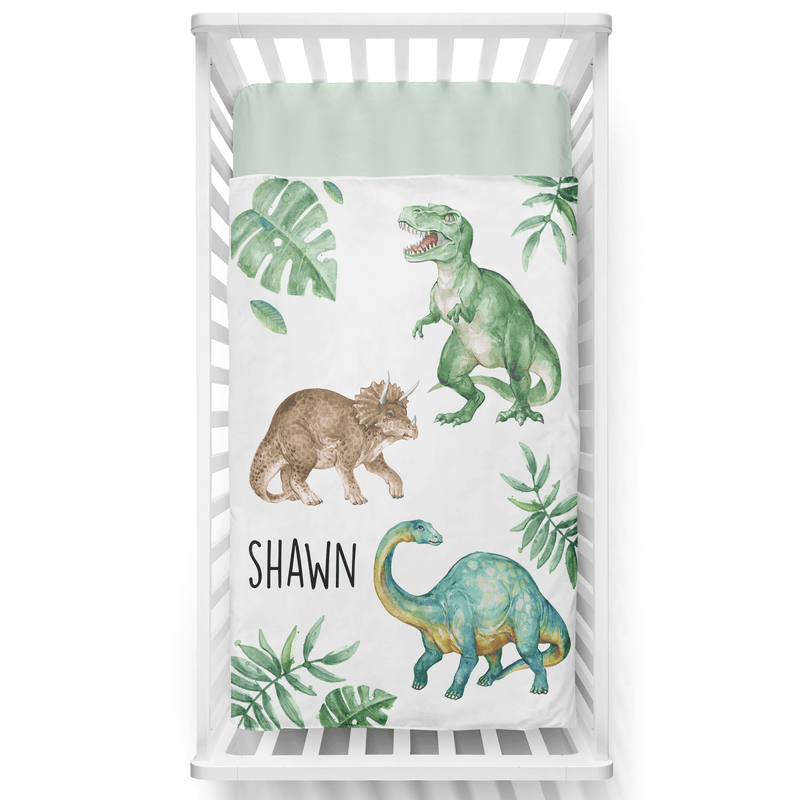 Hear Me Roar Personalized Minky Blanket - BitsyBon