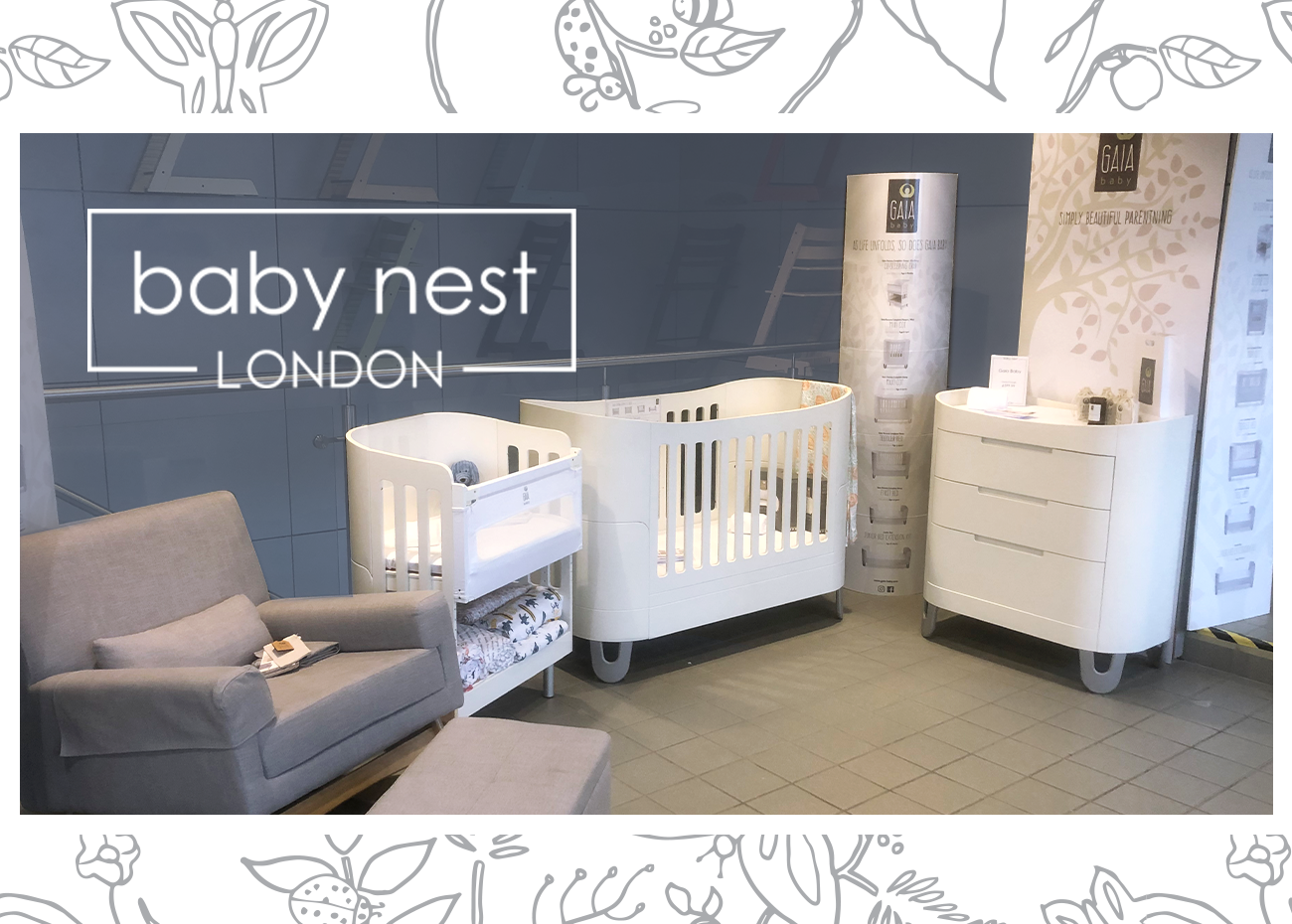 #GaiaInspires | Baby Nest Celebrate 30 Years