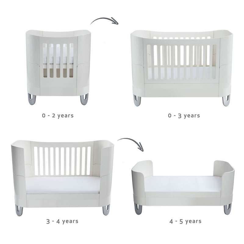 SERENA COMPLETE SLEEP+ /MINI - ALL WHITE