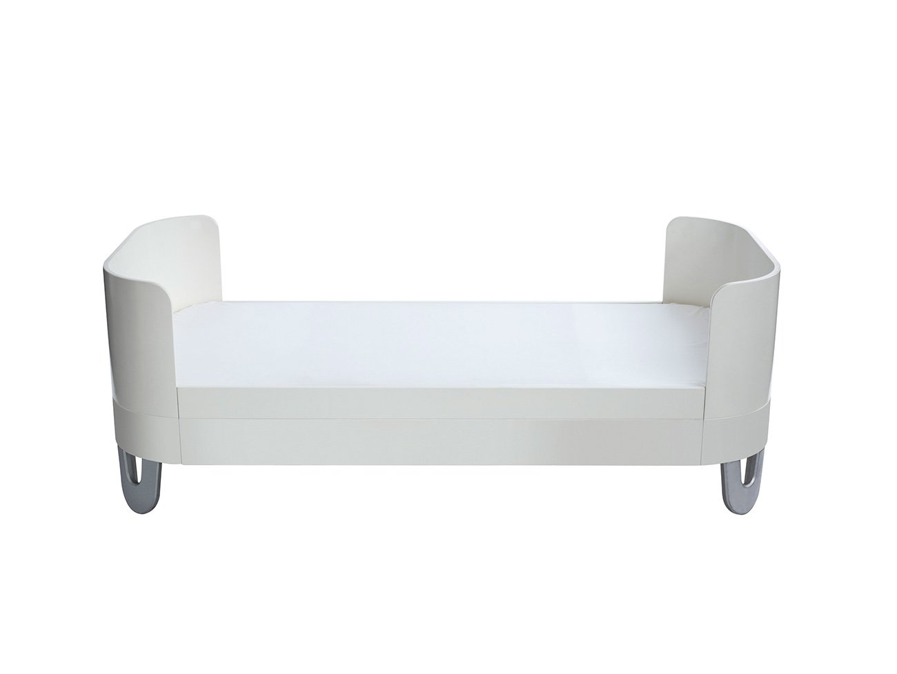 Serena Junior Bed Extension - All White