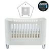 Cot Bed with Compact Cot Bed