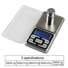 Load image into Gallery viewer, DIDIHOU Electronic Digital Pocket Scale