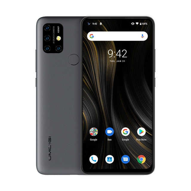 UMIDIGI Power 3  Moblie Phone Android 10 Smartphone