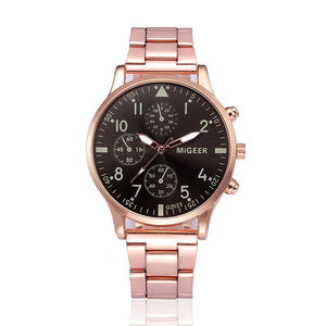 MIGEER Fashion Man Business Watch