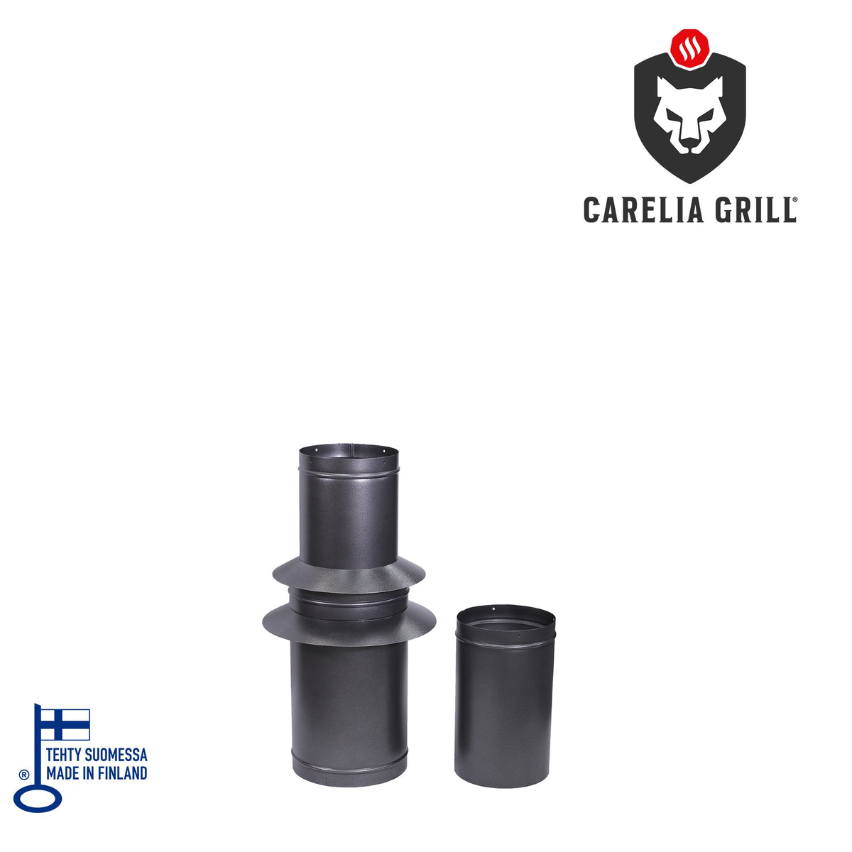 CARELIA GRILL® PIPE SET 1.5M