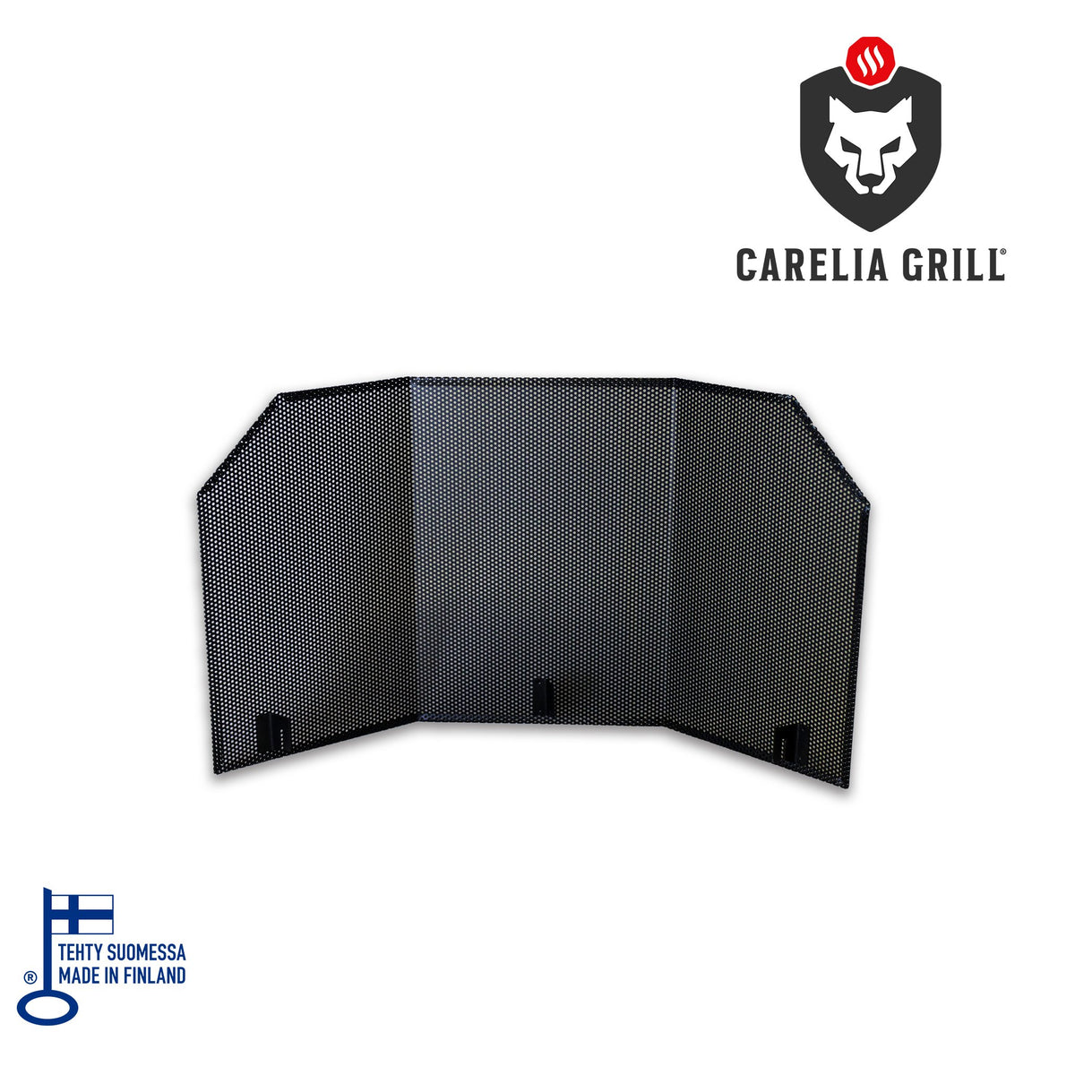 CARELIA GRILL® WIND AND SPARKLE SHIELD FOR 9K MODELS
