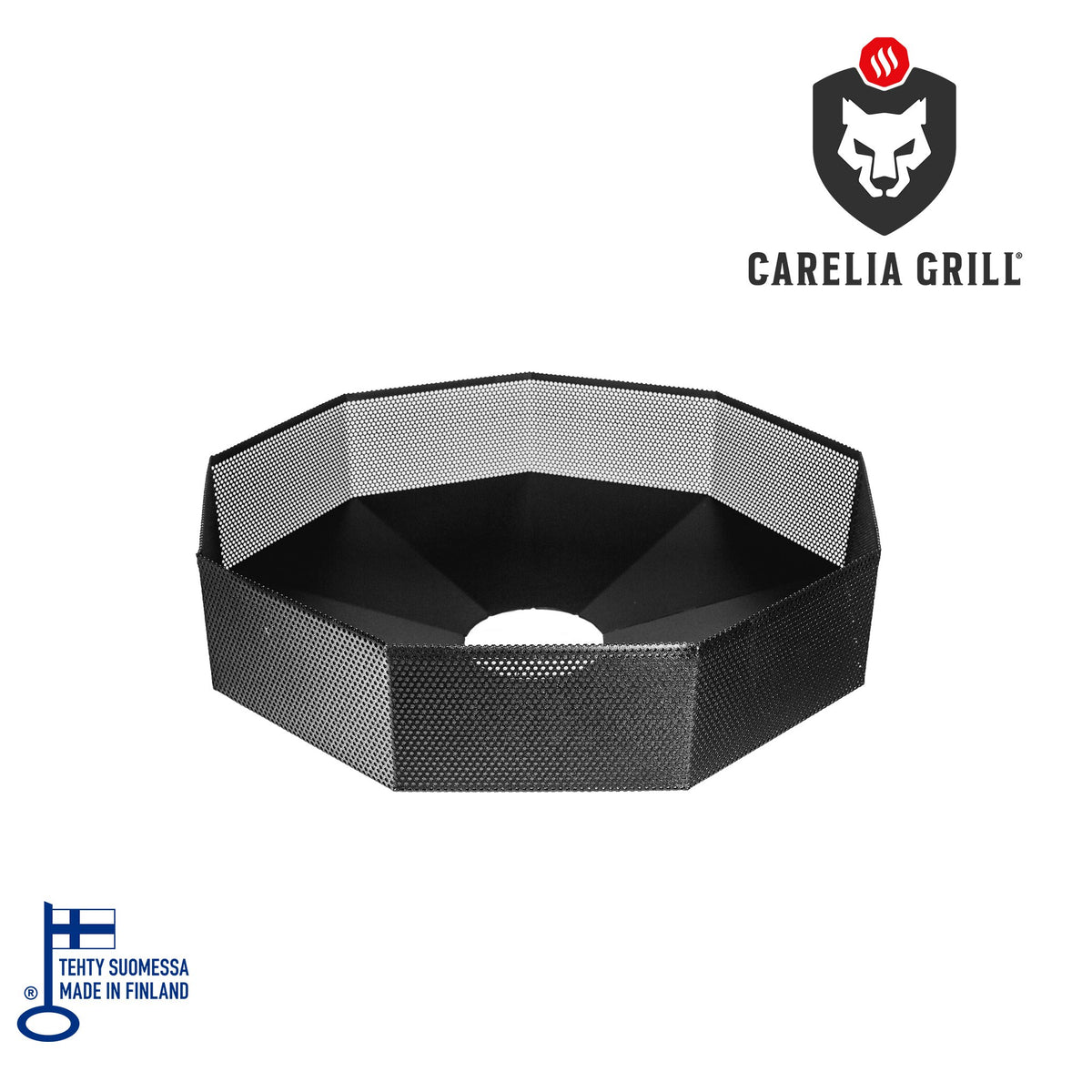 CARELIA GRILL® 9K DOUBLE BOTTOM