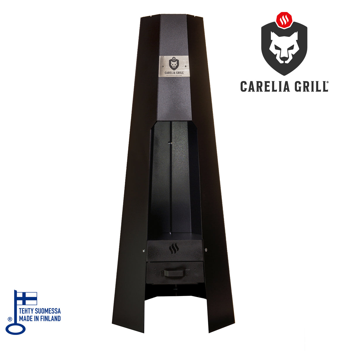 CARELIA GRILL® A-FIRE GRILL RACK