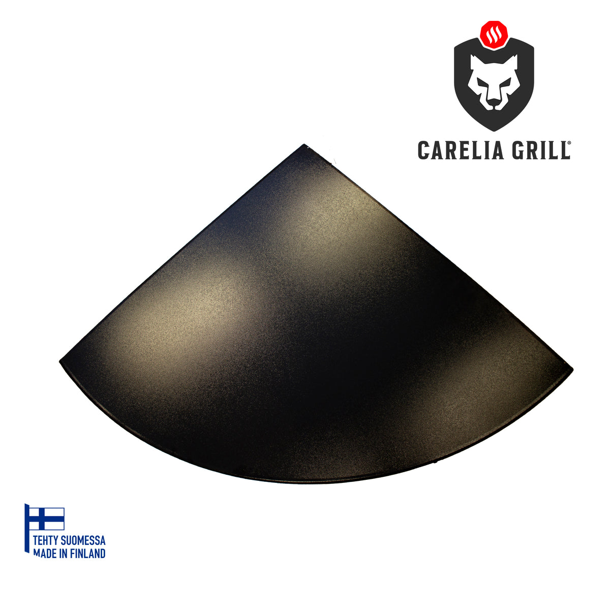 CARELIA GRILL® A-FIRE FLOOR PLATE