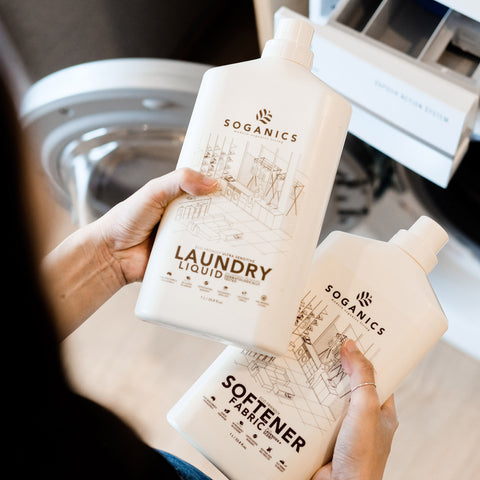 Enzyme Laundry Detergent