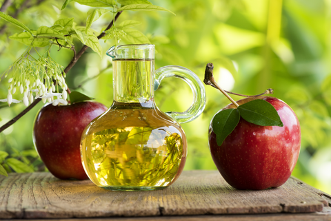 Natural Apple Cider Vinegar Healthy Hair