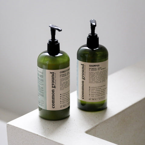 Organic Shampoo and Conditoner