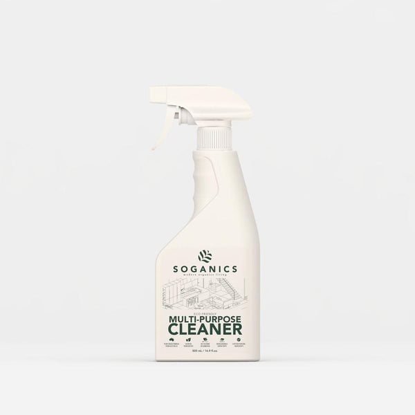 Soganics Eco-Friendly Multi-Purpose Cleaner - Organics Buddy
