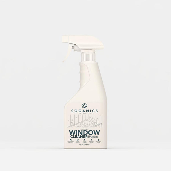 Soganics Eco-Friendly Window & Surface Cleaner - Organics Buddy