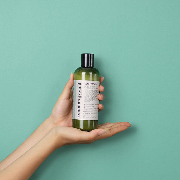 Common Ground Organic Conditioner - Organics Buddy